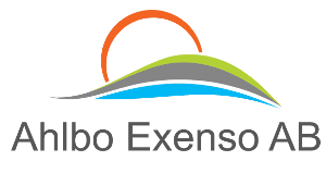 Ahlbo Exenso AB Logo